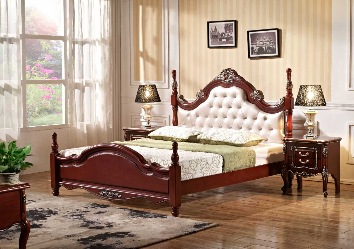 Bed frame+bed box 803#